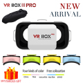 VR Box 3.0 3 Pro Vrbox 3D D Casque Lunette Virtual Reality Glasses Goggles Headset Helmet For Smart Smartphone Google Cardboard