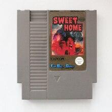 Sweet Home 72 контакты карточная игра для 8 бит игрок