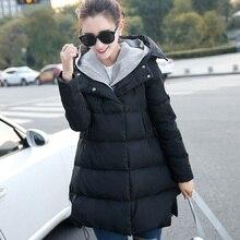 Новое зимнее пальто для беременных, теплая куртка для беременных, пуховик для беременных, женская верхняя одежда, парки, зимняя теплая одежда