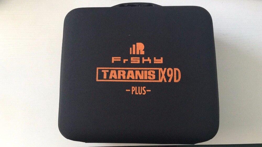 original controle remoto bolsa para frsky taranis frsky x9d plus controle remoto saco de eva hard