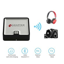 Wireless Bluetooth Transmitter Receiver Audio Music Receivers Hifi Stereo Dongle Handsfree Adapter For Home TV PC MP3 Smartphone