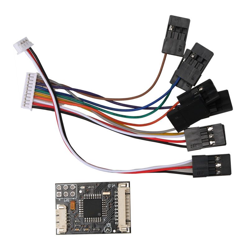 PPM Encoder Decoder For PX4 Pixhawk2.4.8 Flight Controller 8 Channel PPM Encoder V1.0 For RC Receiver