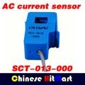 No invasiva AC current sensor SCT-013 (SCT-013-000) joyas transformador de corriente 100A 3 unids/lote envío libre # J061-1
