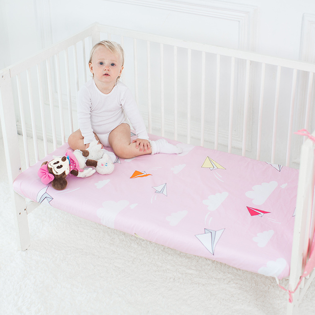 cotbed grey baby mattress by bed in of view soft cot troll side danish w sun product design