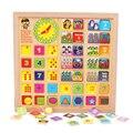 Детские Деревянные Игрушки Количество Счетной Комиссии Дошкольного Математика Обучение Образование Игрушка в Подарок для Детей Дети