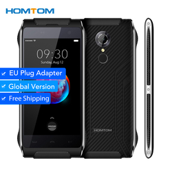 HOMTOM HT20 PRO IP68 Waterproof MTK6753 3G RAM 32G ROM Octa Core Phone 8.0MP 4.7 Inch 4G Fingerprint ID