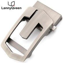 LannyQveen модная мужская пряжка для ремня, автоматический ремень, новые аксессуары, Заводские 2 цвета