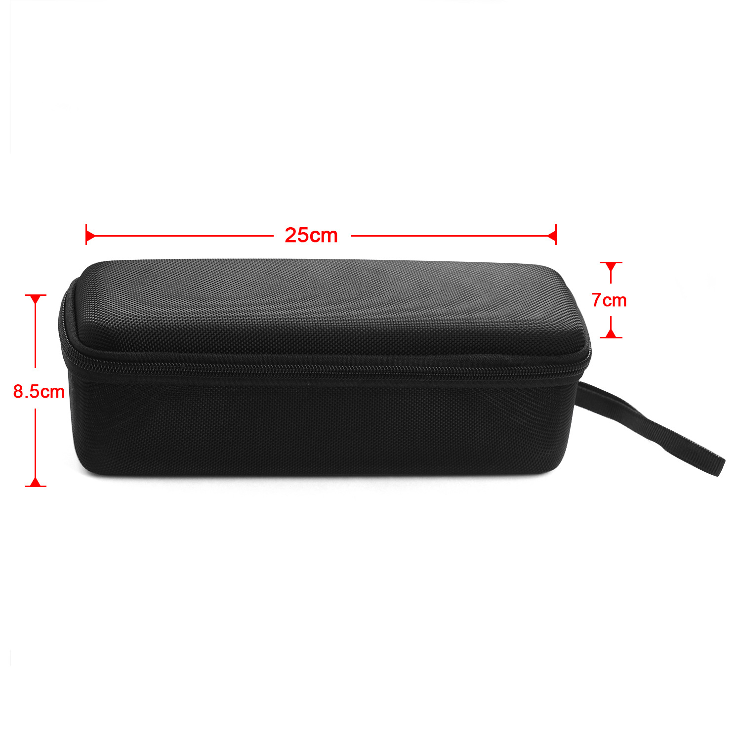 Zipper Travel Portable Hard Case Bag Box Pouch For Amazon Tap Bluetooth Speakers