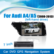 Car DVD Player for Audi A4 A5(2008-2013) with Bluetooth