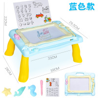 Sketchpad Table Children's Color Handpad Graffiti Sketchpad Magnetic Writing Pad Learning Supplies Toys