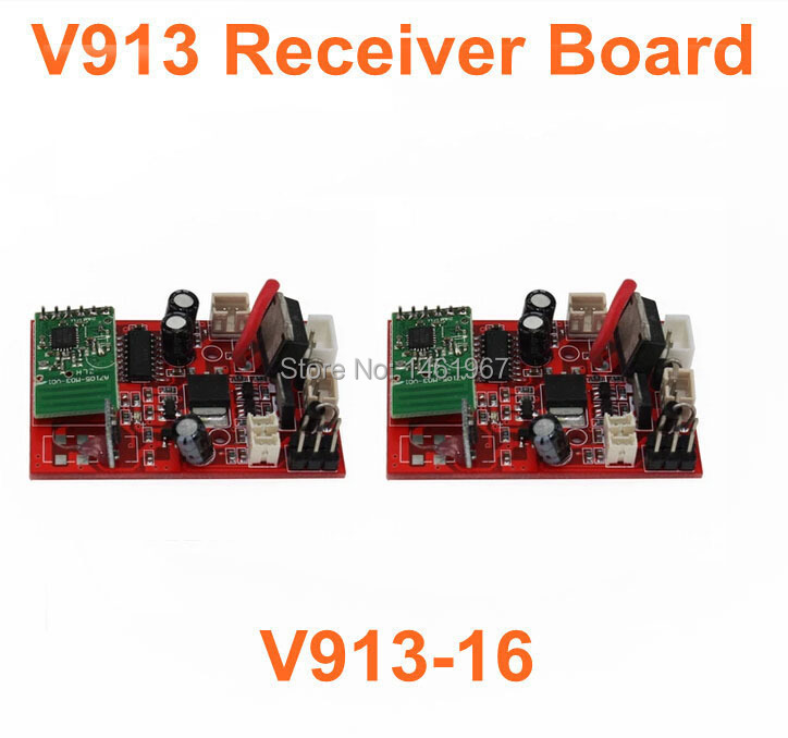 V913 16 Receiver Main Board Pcb Box Circuit Board Spare Parts For