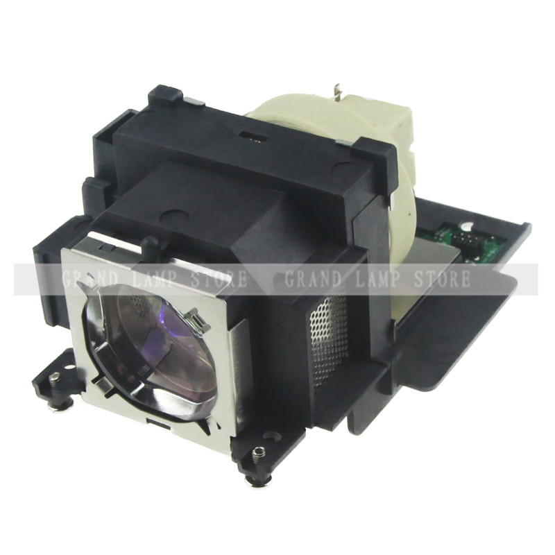 Free shipping 610-352-7949 / POA-LMP148 Compatible projector lamp with housing for SANYO PLC-XU4000;EIKI LC-WB200/Happybate