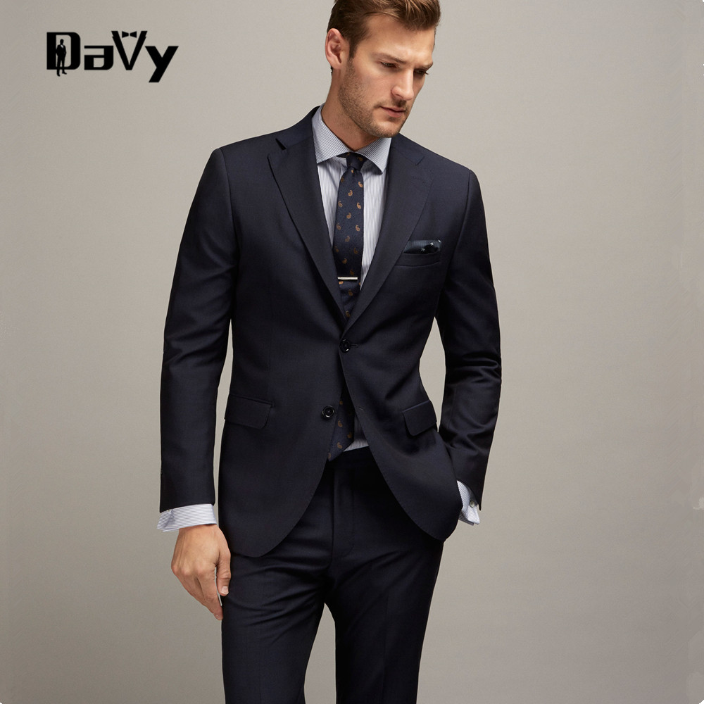 Online Buy Wholesale black wool suit from China black wool suit