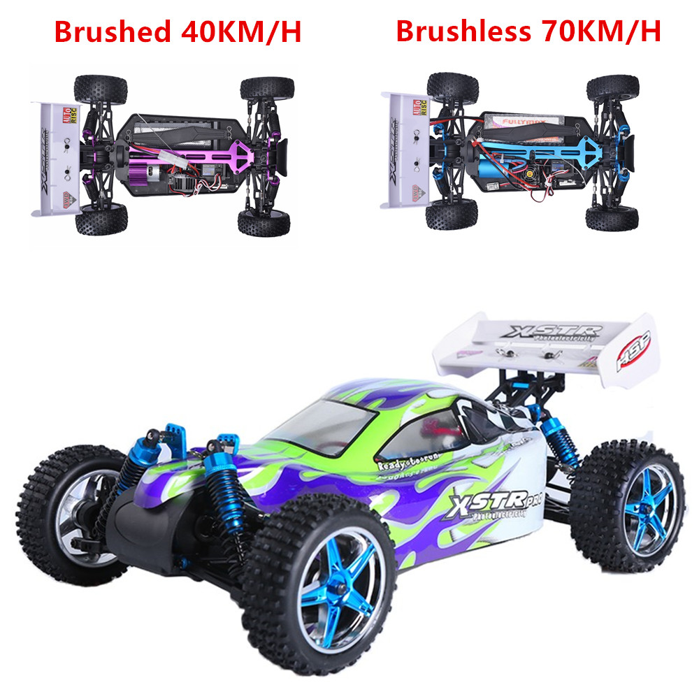 Hsp Rc Car 1 10 Scale Off Road Buggy 94107pro Models Remote Control 4wd Electric High Sd Hobby Toys