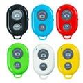Botón de control de bluetooth disparador remoto inalámbrico bluetooth autodisparador cámara monopie teléfono selfie stick controlador del obturador