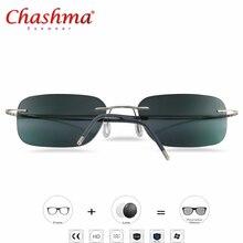 Gafas de sol de transición de titanio para hombre, gafas de lectura fotocromáticas para presbicia, hipermetropía, con dioptrías, para exteriores