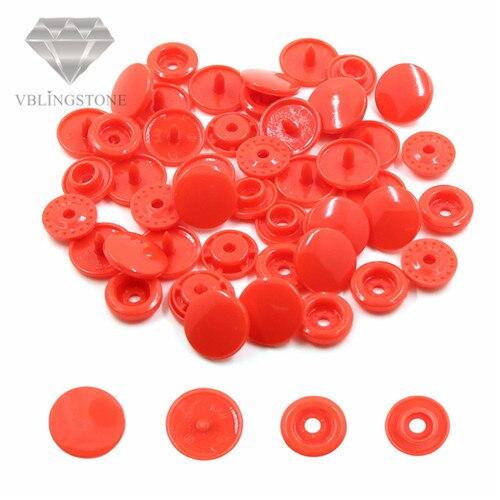 20 комплектов KAM T5 12 мм круглые пластиковые застежки кнопки застежки пододеяльник лист кнопка аксессуары для одежды для детской одежды Зажимы - Цвет: B01