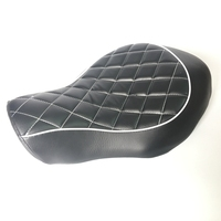 Motorcycle Solo Seat Front Driver Cushion for Harley Sportster XL 883 XL883 2005 2013