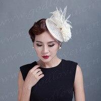 High quality fashionable elegant cape Europe and the United States big stage headdress