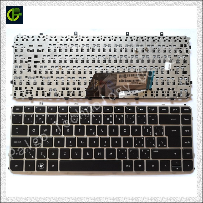 Czech Keyboard for HP Envy 4 6 envy4 4-1000 4-1100 4-1200 6 6-1000 6-1100 6-1200 Envy 4-1030us 4-1130U CZ fit Slovakia SK laptop