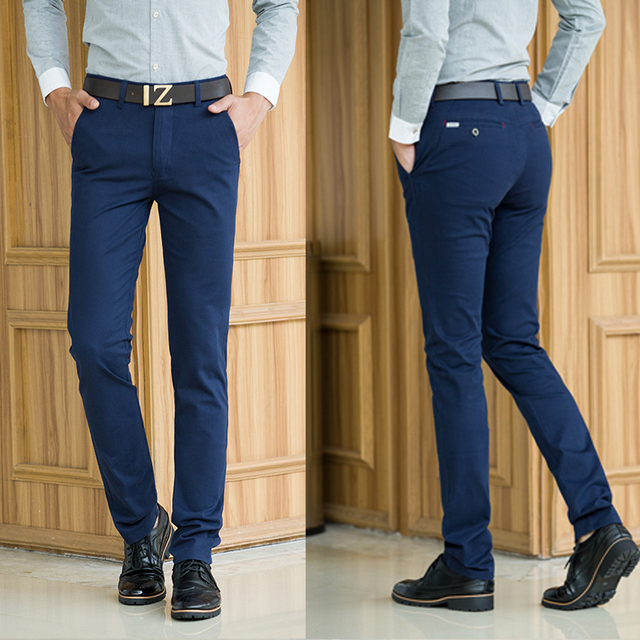 Men's Formal Cotton Trouser Pant