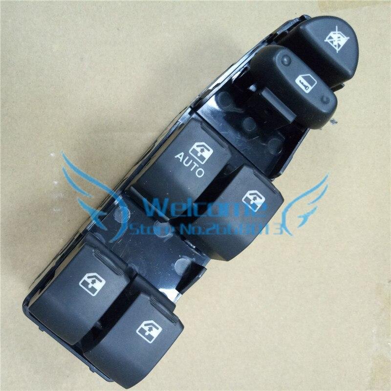 Interruptor de elevador de ventana de puerta lateral para CHEVROLET EPICA OEM: 96430433