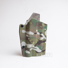 FMA G17L SF ile hafif rulman kılıf bel hızlı tabanca kılıfı G17/G19 ve X300 lambalar 1329