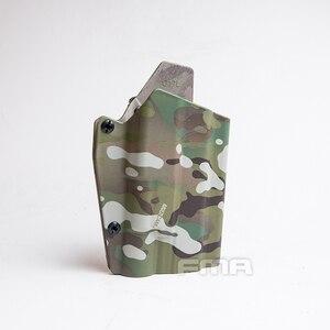 Image 1 - FMA G17L SF ile hafif rulman kılıf bel hızlı tabanca kılıfı G17/G19 ve X300 lambalar 1329