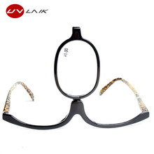 180 Degree Rotating Monocular Women Cosmetics Glasses