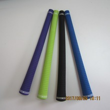 free shipping 3pcs per lot black color blank logo M60 iron driver rubber golf grip