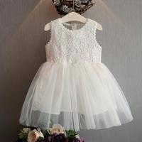 Flower Girl Dresses For Wedding Pageant First Holy Lace Communion Dress For Girls Toddler Junior
