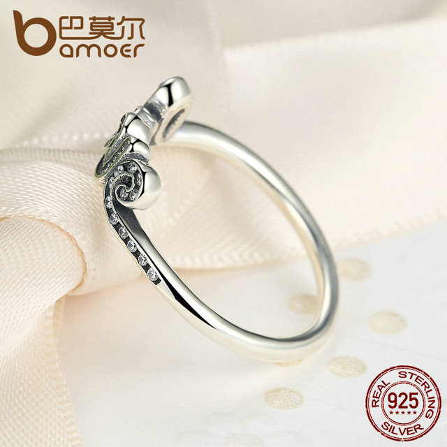 Sterling Silver Signature Of Love Ring