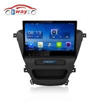 Bway 10 2 Quad Core Car Radio Audio For Hyundai Elantra 2012 Android 6 0 Car