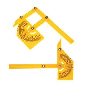 Image 2 - Étalonnage rapporteur trouveur dangle jauge donglet goniomètre détecteur dangle jauge donglet bras mesure règle
