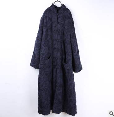 New product release in the winter of 2016, the original design loose big yards thickening   women's cotton  coat цена и фото