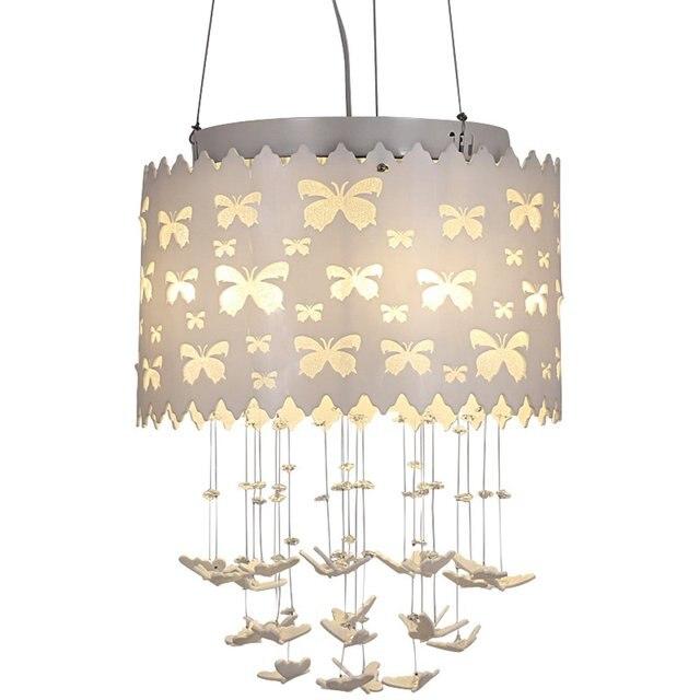 Schmetterling Pierced Prinzessin Zimmer Anhänger Lampe Kreative ...