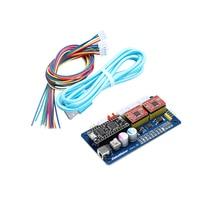 EleksMana SE XY 2 Axis Stepper Motor Driver Controller Board Control Panel USB Cable 2P 3P