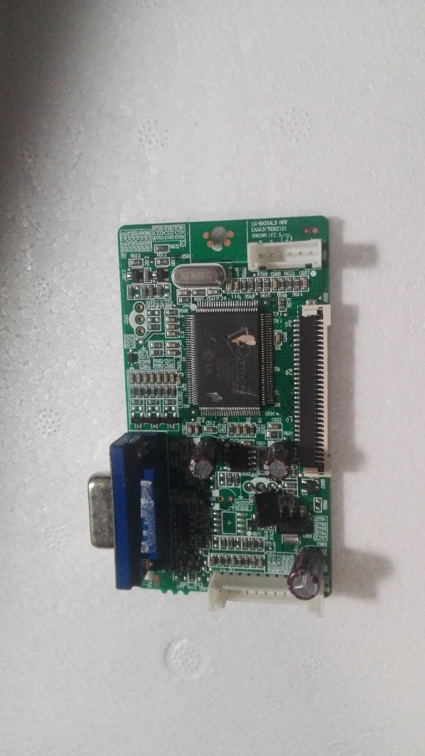 Driver board For 22MP55HQ-P 23 24MP55HQ-P 27MP55HQ-P Good Working Tested the wallflower 22 23 24