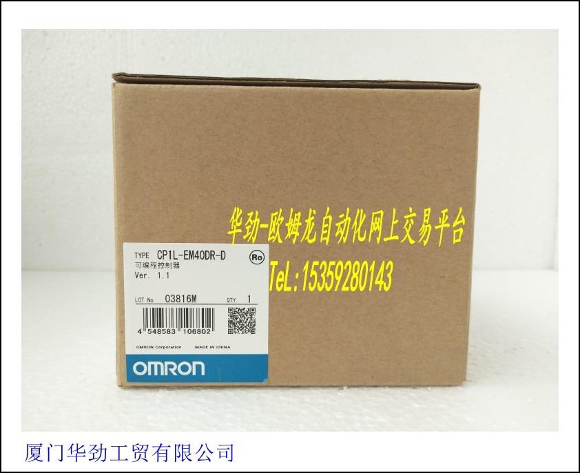CP1L-EM40DR-D   Programmable Controller Genuine New Spot