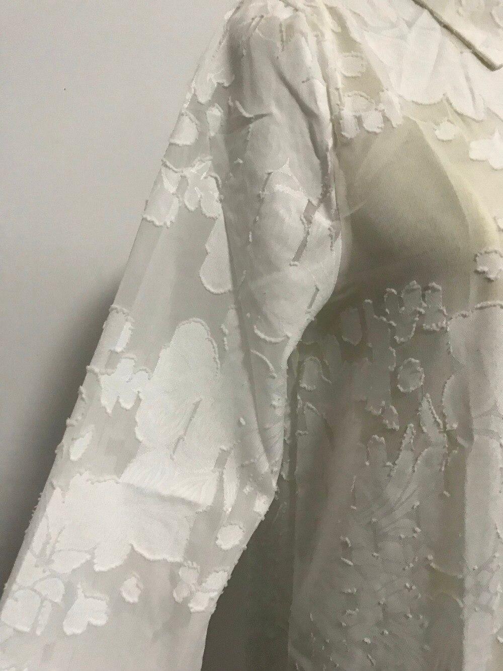 2016 Women Boho Slit Side Lace White Chiffon Maxi Dress New Spring Putih Renda A30554 Img 3337 3338 3339 3340 3341 3342 3343