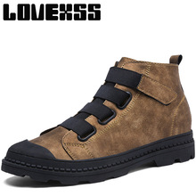 LOVEXSS Mens Winter Skateboarding Shoes Man Brand Keep warm Sport Shoes For Men Outdoor Athletic Walking Men's Sneakers