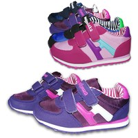 Hot Sale 1pair Children Sport Shoes Baby Sneakers Kids Girl Boy Soft Sole Shoes High Quality