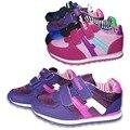 Venta caliente 1 par niños sport shoes zapatillas de deporte del bebé, muchacha de los cabritos/niño soft sole shoes, de alta calidad shoes