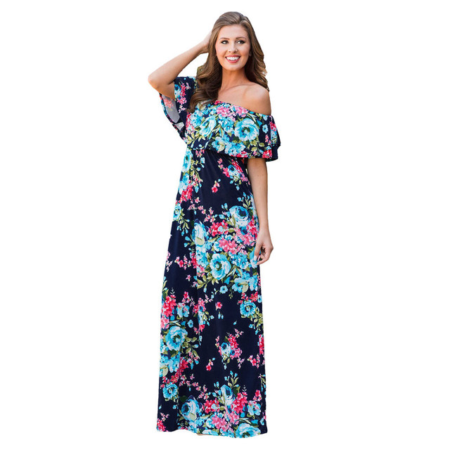 Lange Jurken Dames.Feitong Zomer Dress 2018 Womens Sexy Jurken Womens Bandeau Holiday