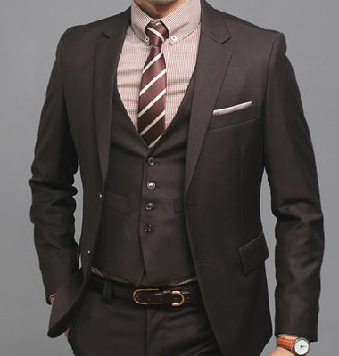 Popular Brown Wedding Suits-Buy Cheap Brown Wedding Suits lots