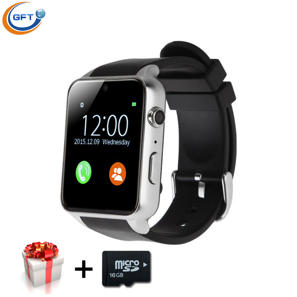 GFT Bluetooth font b Smart b font font b Watch b font Sim Heart Rate Monitor