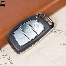 Nowy samochód inteligentny zdalny klucz Fob 3 przycisk 434 MHz PCF7945 ID46 układu dla Hyundai iX35 IX-35 2013-2015 p N 95440-2S610 tanie tanio Auto key programmer TombingKey