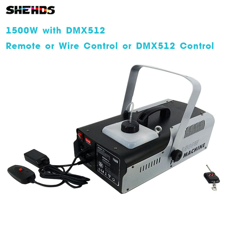 DMX512 1500W with 1500W Remote or Wire Control or DMX512 Control smoke machine  for Remote and Wire Control Party DJ dr512 dr 512 dr 512 drum cartridge for konica minolta bizhub c364 c284 c224 c454 c554 image unit with chip and opc