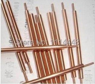 10pcs/lot 50mm Spot Welder Spot Welding Pin Solder Pin Needle Butt Welding Aluminum Brazing Welding Electrode Needle