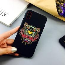 KENZO Phone Case iPhone 6 6s Plus 7 8 Plus X